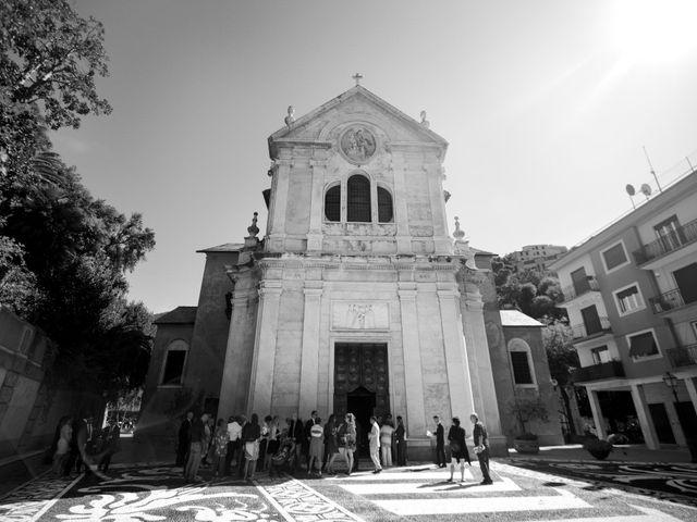 Il matrimonio di Andrea e Paola a Zoagli, Genova 35