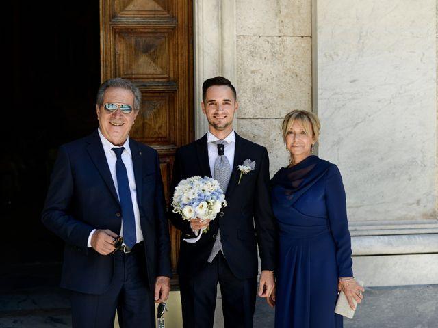 Il matrimonio di Andrea e Paola a Zoagli, Genova 37