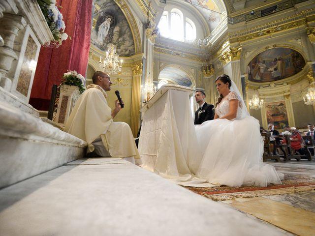 Il matrimonio di Andrea e Paola a Zoagli, Genova 42