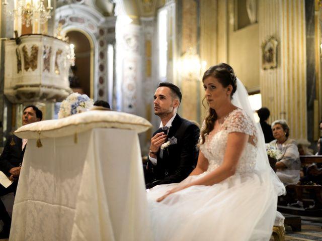 Il matrimonio di Andrea e Paola a Zoagli, Genova 43