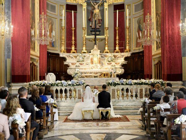 Il matrimonio di Andrea e Paola a Zoagli, Genova 44
