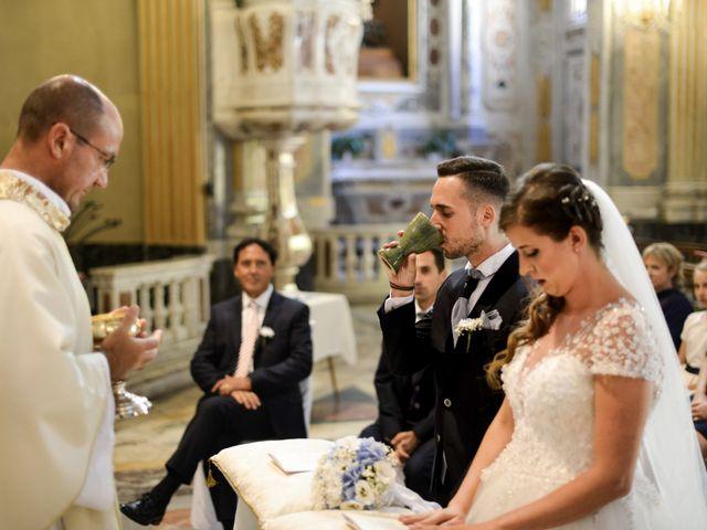 Il matrimonio di Andrea e Paola a Zoagli, Genova 54