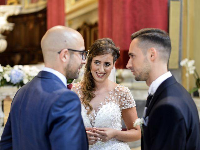 Il matrimonio di Andrea e Paola a Zoagli, Genova 63