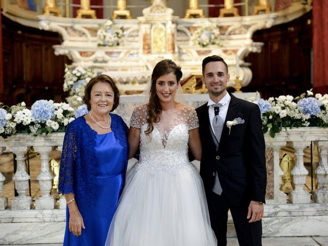 Il matrimonio di Andrea e Paola a Zoagli, Genova 65