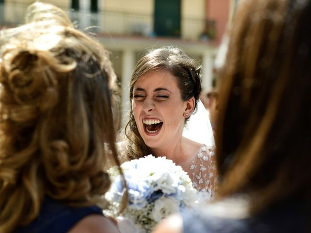 Il matrimonio di Andrea e Paola a Zoagli, Genova 74