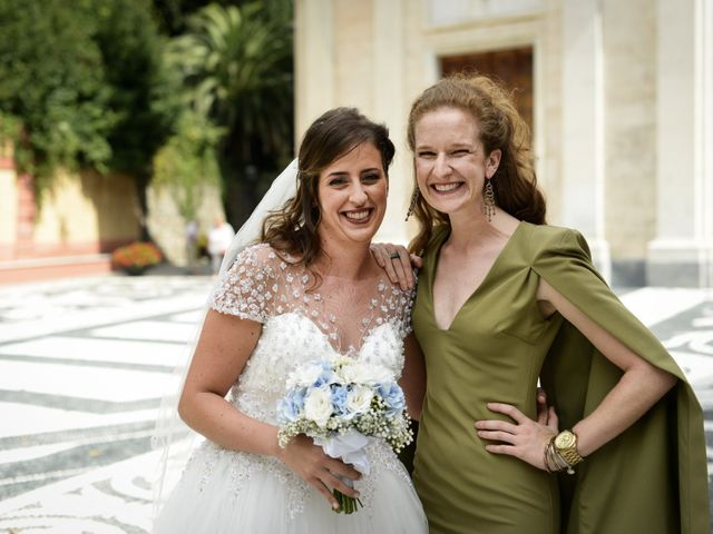 Il matrimonio di Andrea e Paola a Zoagli, Genova 76