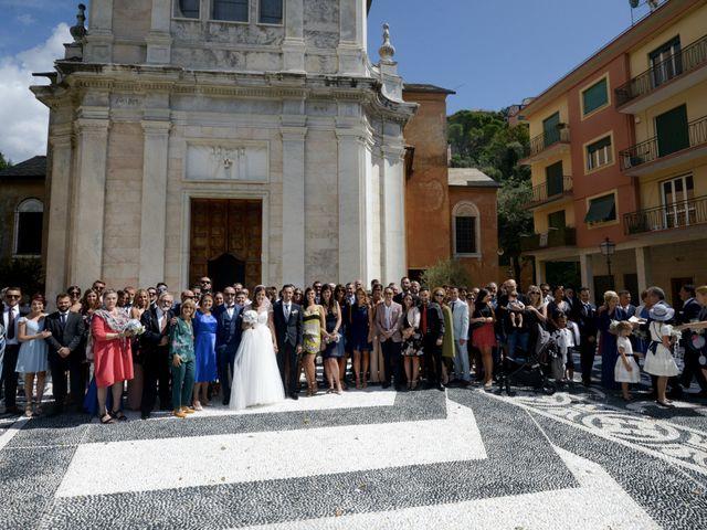 Il matrimonio di Andrea e Paola a Zoagli, Genova 77