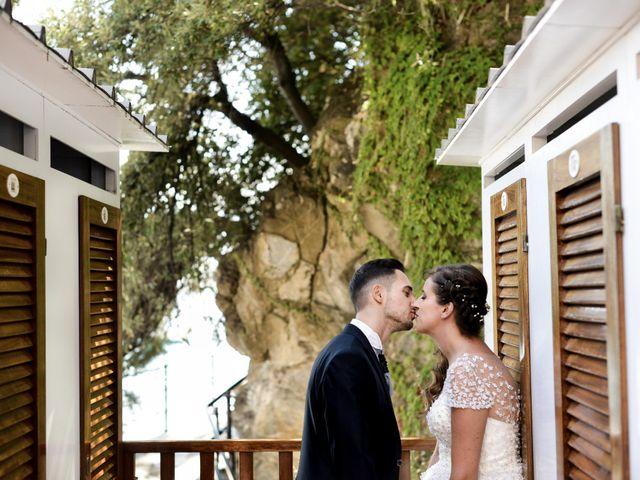 Il matrimonio di Andrea e Paola a Zoagli, Genova 79