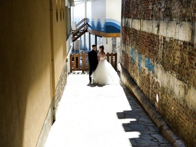 Il matrimonio di Andrea e Paola a Zoagli, Genova 82