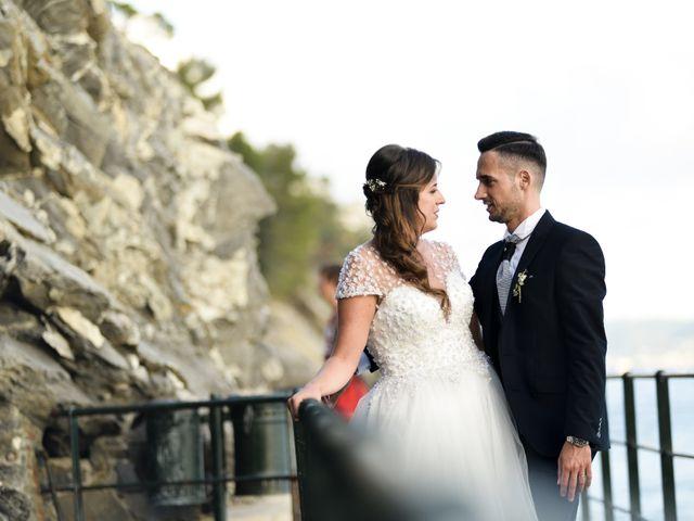 Il matrimonio di Andrea e Paola a Zoagli, Genova 84