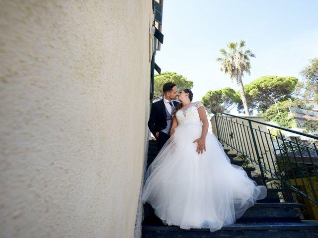 Il matrimonio di Andrea e Paola a Zoagli, Genova 85