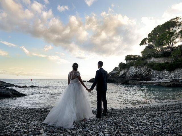 Il matrimonio di Andrea e Paola a Zoagli, Genova 88