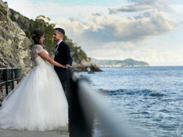 Il matrimonio di Andrea e Paola a Zoagli, Genova 90