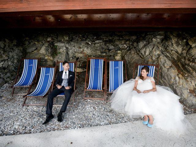 Il matrimonio di Andrea e Paola a Zoagli, Genova 91