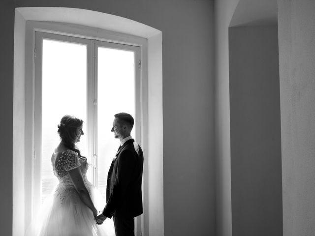 Il matrimonio di Andrea e Paola a Zoagli, Genova 92