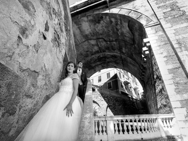 Il matrimonio di Andrea e Paola a Zoagli, Genova 93
