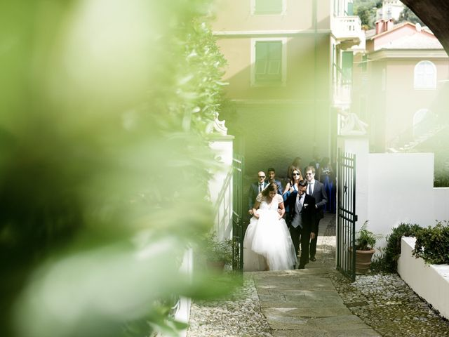 Il matrimonio di Andrea e Paola a Zoagli, Genova 95