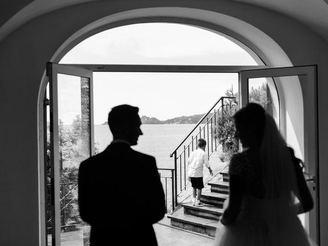 Il matrimonio di Andrea e Paola a Zoagli, Genova 96