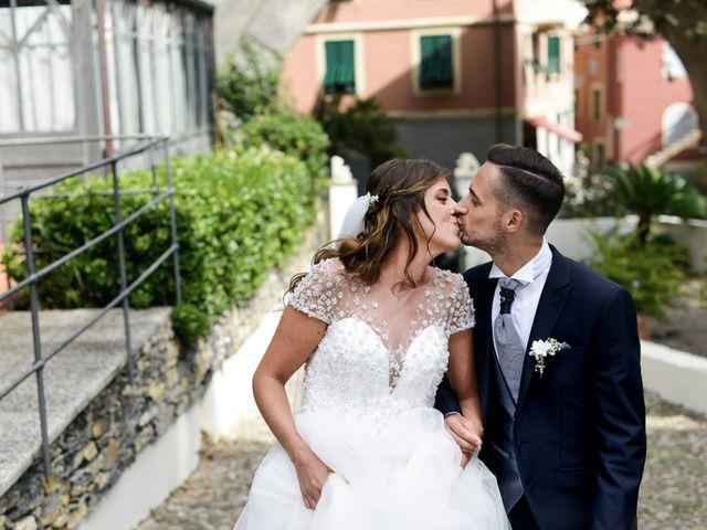 Il matrimonio di Andrea e Paola a Zoagli, Genova 97