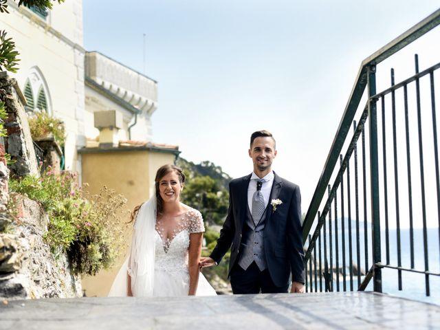 Il matrimonio di Andrea e Paola a Zoagli, Genova 98