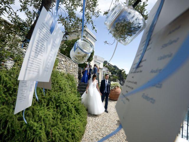 Il matrimonio di Andrea e Paola a Zoagli, Genova 99