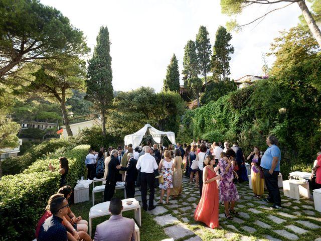 Il matrimonio di Andrea e Paola a Zoagli, Genova 101