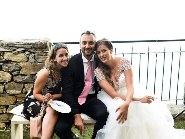Il matrimonio di Andrea e Paola a Zoagli, Genova 102
