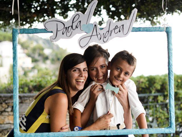 Il matrimonio di Andrea e Paola a Zoagli, Genova 105