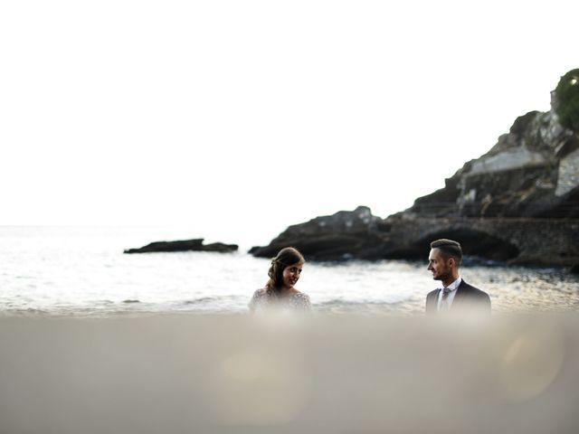 Il matrimonio di Andrea e Paola a Zoagli, Genova 107