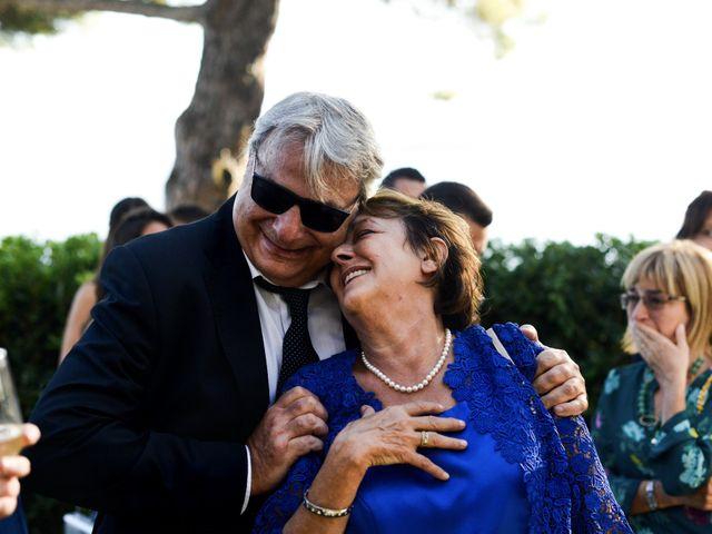 Il matrimonio di Andrea e Paola a Zoagli, Genova 110