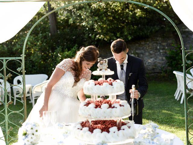Il matrimonio di Andrea e Paola a Zoagli, Genova 111