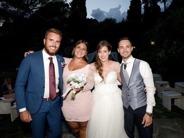 Il matrimonio di Andrea e Paola a Zoagli, Genova 118