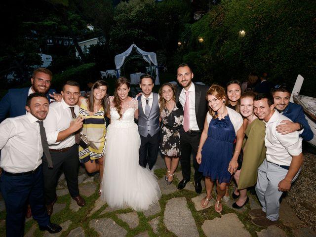 Il matrimonio di Andrea e Paola a Zoagli, Genova 119