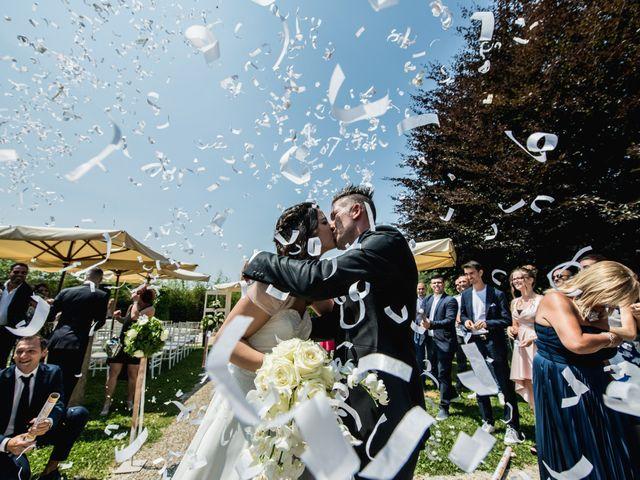 Le nozze di Eros e Valentina