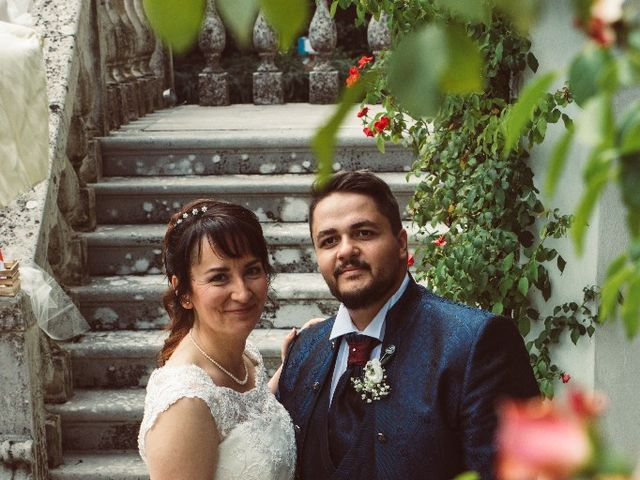 Il matrimonio di Pasquale e Irene a San Canzian d'Isonzo, Gorizia 1