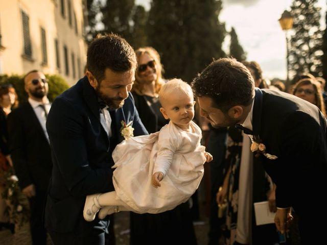 Il matrimonio di Andrea e Simona a Firenze, Firenze 8