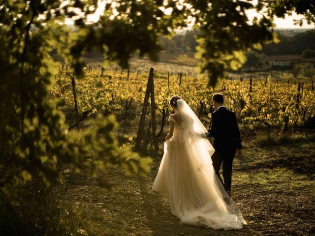Il matrimonio di Andrea e Simona a Firenze, Firenze 1