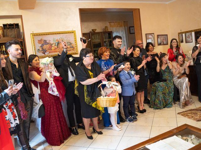 Il matrimonio di Quirino e Manuela a Cellole, Caserta 78