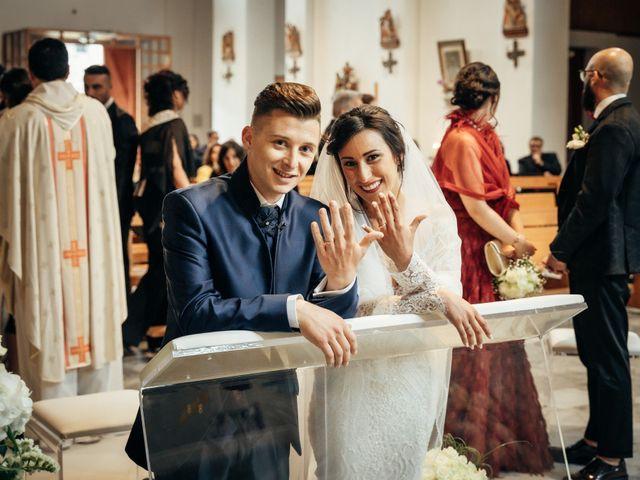 Il matrimonio di Quirino e Manuela a Cellole, Caserta 95