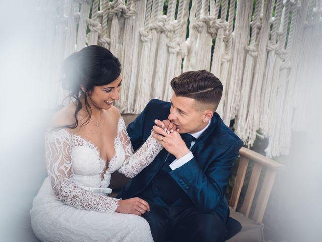 Il matrimonio di Quirino e Manuela a Cellole, Caserta 118