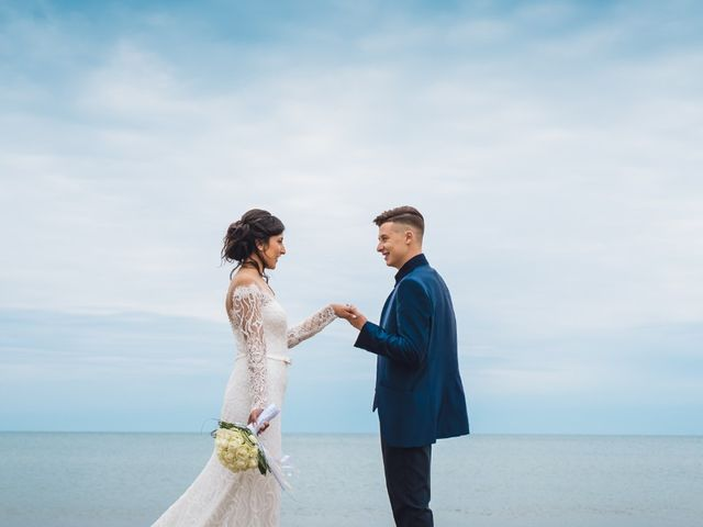Il matrimonio di Quirino e Manuela a Cellole, Caserta 128