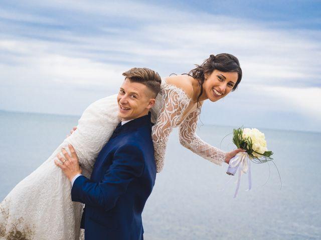 Il matrimonio di Quirino e Manuela a Cellole, Caserta 133