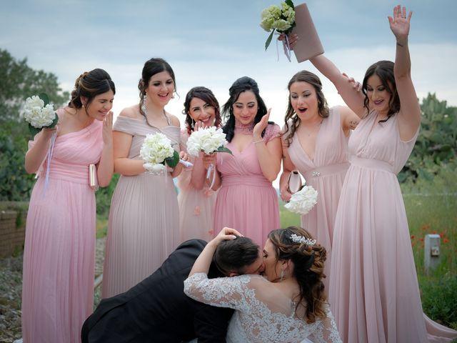 Il matrimonio di Filippo e Demi a Crotone, Crotone 40