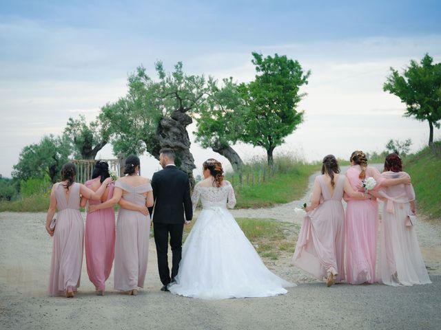 Il matrimonio di Filippo e Demi a Crotone, Crotone 42