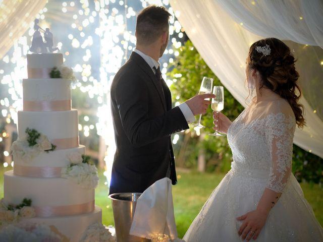 Le nozze di Demi e Filippo