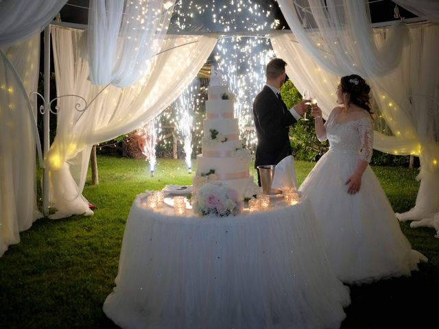 Il matrimonio di Filippo e Demi a Crotone, Crotone 79