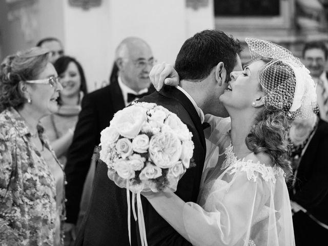 Il matrimonio di Sandro e Imma a Grottaglie, Taranto 19