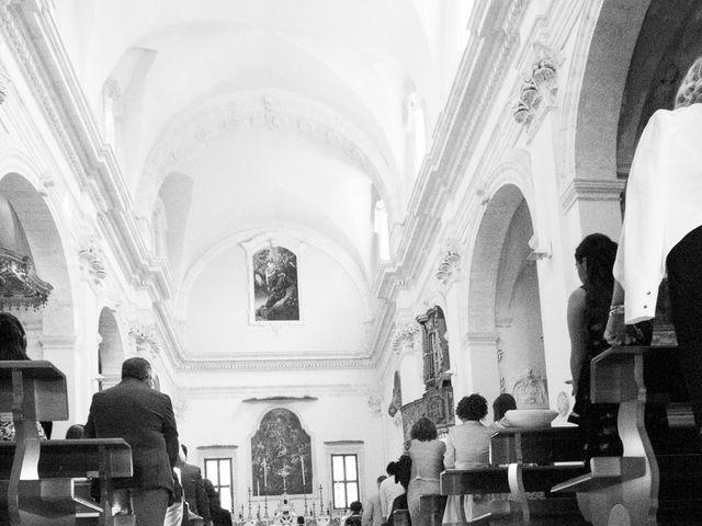 Il matrimonio di Sandro e Imma a Grottaglie, Taranto 20