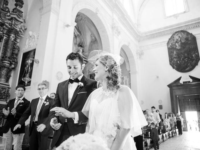 Il matrimonio di Sandro e Imma a Grottaglie, Taranto 23