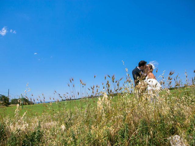 Il matrimonio di Sandro e Imma a Grottaglie, Taranto 32